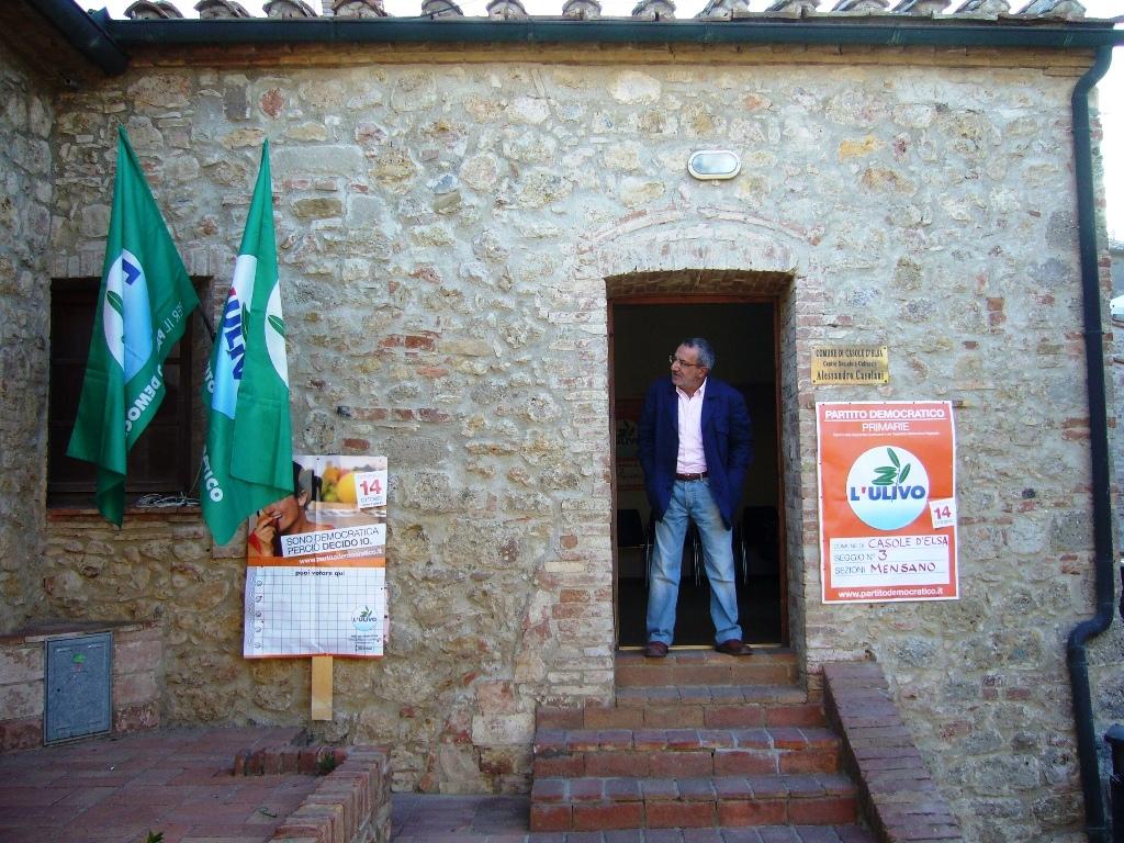 Primarie 2007 - MENSANO